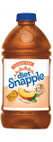 Snapple Diet Peach Tea 1892 ml *