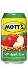 Mott's 100% Jugo de Manzana 295 ml *